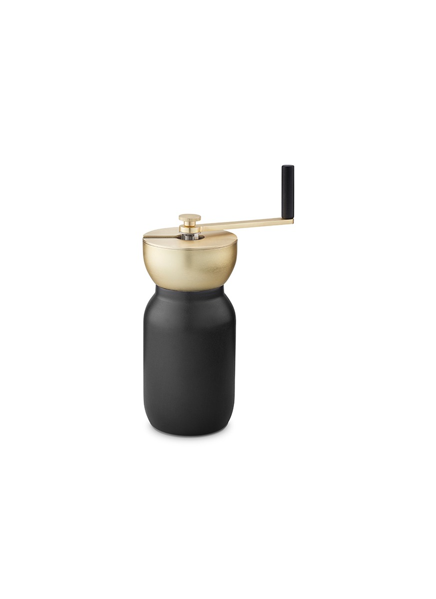 Collar coffee grinder by Stelton