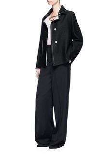 Isabel Marant'Etta' virgin wool blend twill jacket