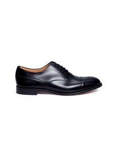 Foster & Son 'Elgar' toe cap calfskin leather Oxfords