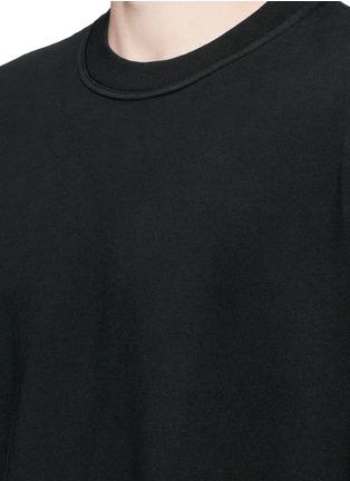 Haider Ackermann-'Perth' oversized sweatshirt