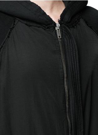 Haider Ackermann-'Perth' oversized zip hoodie