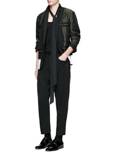 Haider Ackermann'Perth' relaxed fit jogging pants