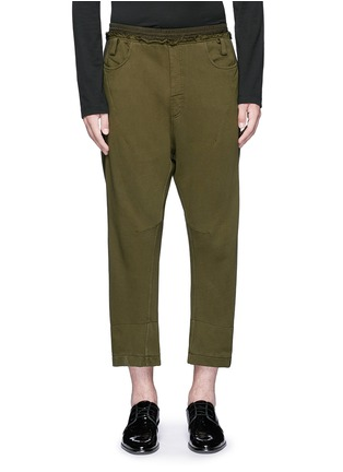 Haider Ackermann - 'Perth' relaxed fit jogging pants