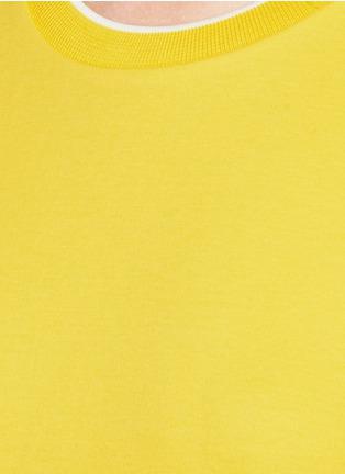 Detail View - Click To Enlarge - rag & bone - 'Alexa' cropped T-shirt
