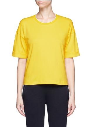 Main View - Click To Enlarge - rag & bone - 'Alexa' cropped T-shirt