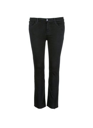 J Brand - 'Selena' cropped boot cut jeans