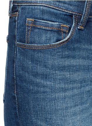 J BRAND-SELENA水洗八分喇叭牛仔裤