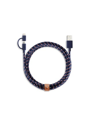 Native Union - Belt braided twin head cable