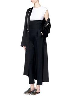 HAIDER ACKERMANN'Orbai' high waist virgin wool suiting pants