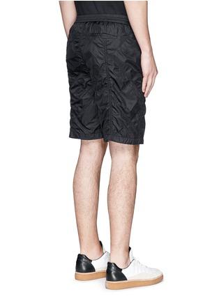 ALEXANDER WANG -菱格缝线短裤