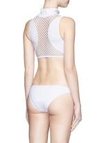 'Barely' low rise bikini bottoms
