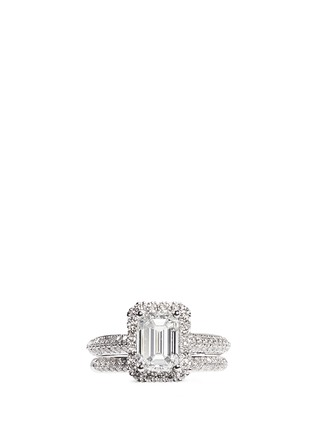 Main View - Click To Enlarge - VERA WANG LOVE - Boutique - diamond engagement ring