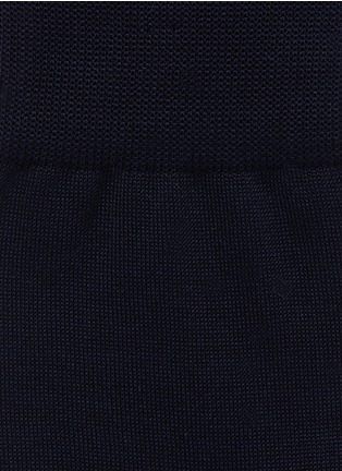 Detail View - Click To Enlarge - FALKE - Tiago split sole crew socks