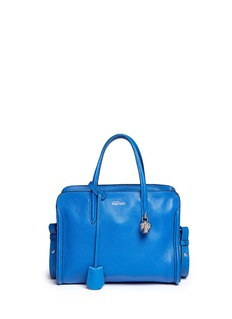 ALEXANDER MCQUEEN'Padlock' small leather tote