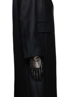 ALEXANDER MCQUEEN Stud leather gloves