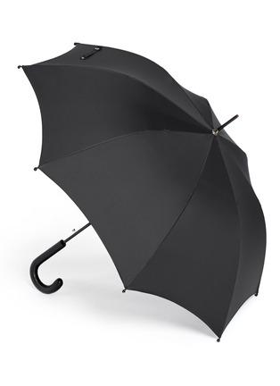 模特儿示范图 - 点击放大 - ALEXANDER MCQUEEN - 骷髅头长柄伞