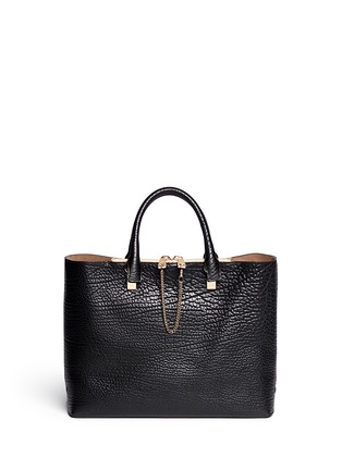 Main View - Click To Enlarge - Chloé - 'Baylee' medium leather tote