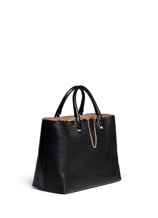 Figure View - Click To Enlarge - Chloé - 'Baylee' medium leather tote