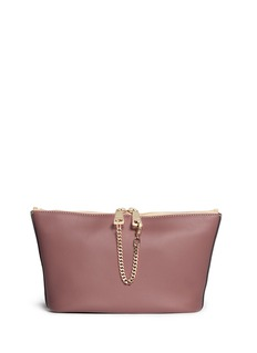CHLOÉ 'Baylee' medium leather pouch