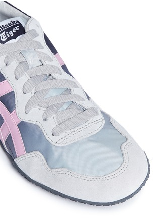 Detail View - Click To Enlarge - Onitsuka Tiger - 'Serrano' gradient sneakers