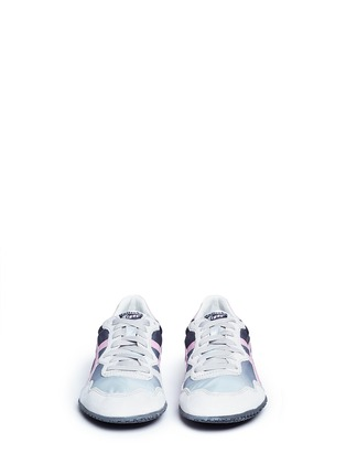 Front View - Click To Enlarge - Onitsuka Tiger - 'Serrano' gradient sneakers