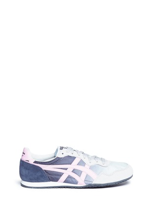 Main View - Click To Enlarge - Onitsuka Tiger - 'Serrano' gradient sneakers