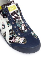 'Mexico 66 Paraty' floral print laceless sneakers