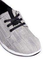 Youth Del Rey woven kids sneakers