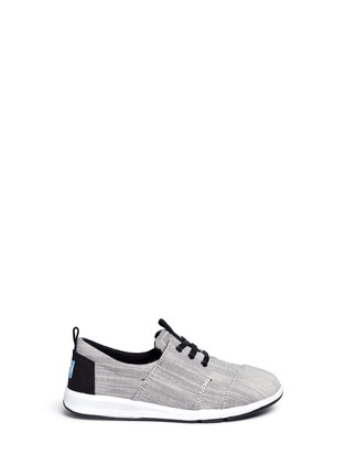 Main View - Click To Enlarge -  - Youth Del Rey woven kids sneakers