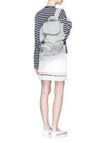 'Joy Rider' logo keychain jersey backpack