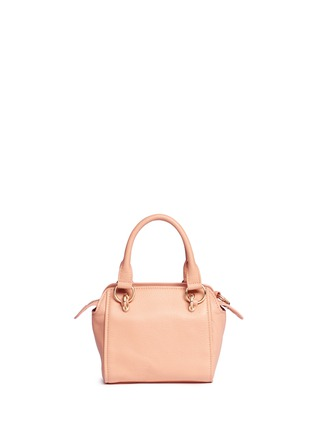 Back View - Click To Enlarge - See by Chloé - 'Paige' mini leather crossbody bag