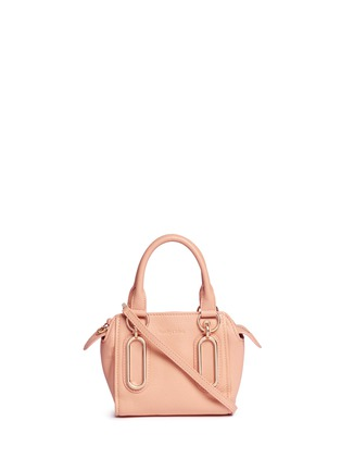 Main View - Click To Enlarge - See by Chloé - 'Paige' mini leather crossbody bag