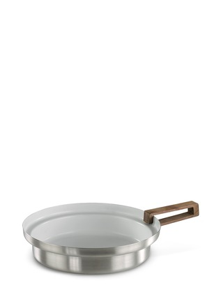 Main View - Click To Enlarge - knIndustrie - Whitepot 26cm multi-function low casserole