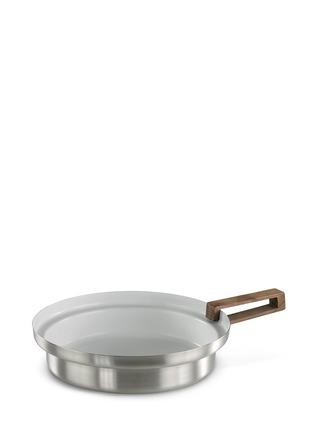 knIndustrie-Whitepot 26cm multi-function low casserole