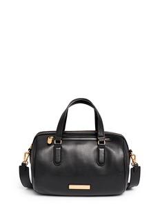 MARC BY MARC JACOBS'Luna Satchel' leather duffle bag