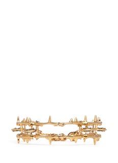 ALEXANDER MCQUEENSkull vine chain bracelet