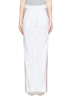 J. CREWCollection wide leg trousers