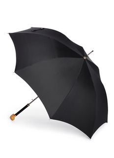 ALEXANDER MCQUEEN 'Art Nouveau' skull handle umbrella