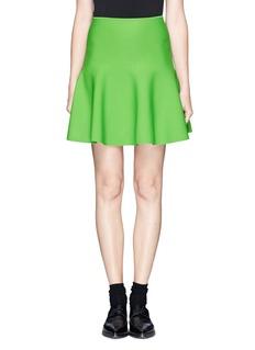 WHISTLES'Skater' flounce skirt