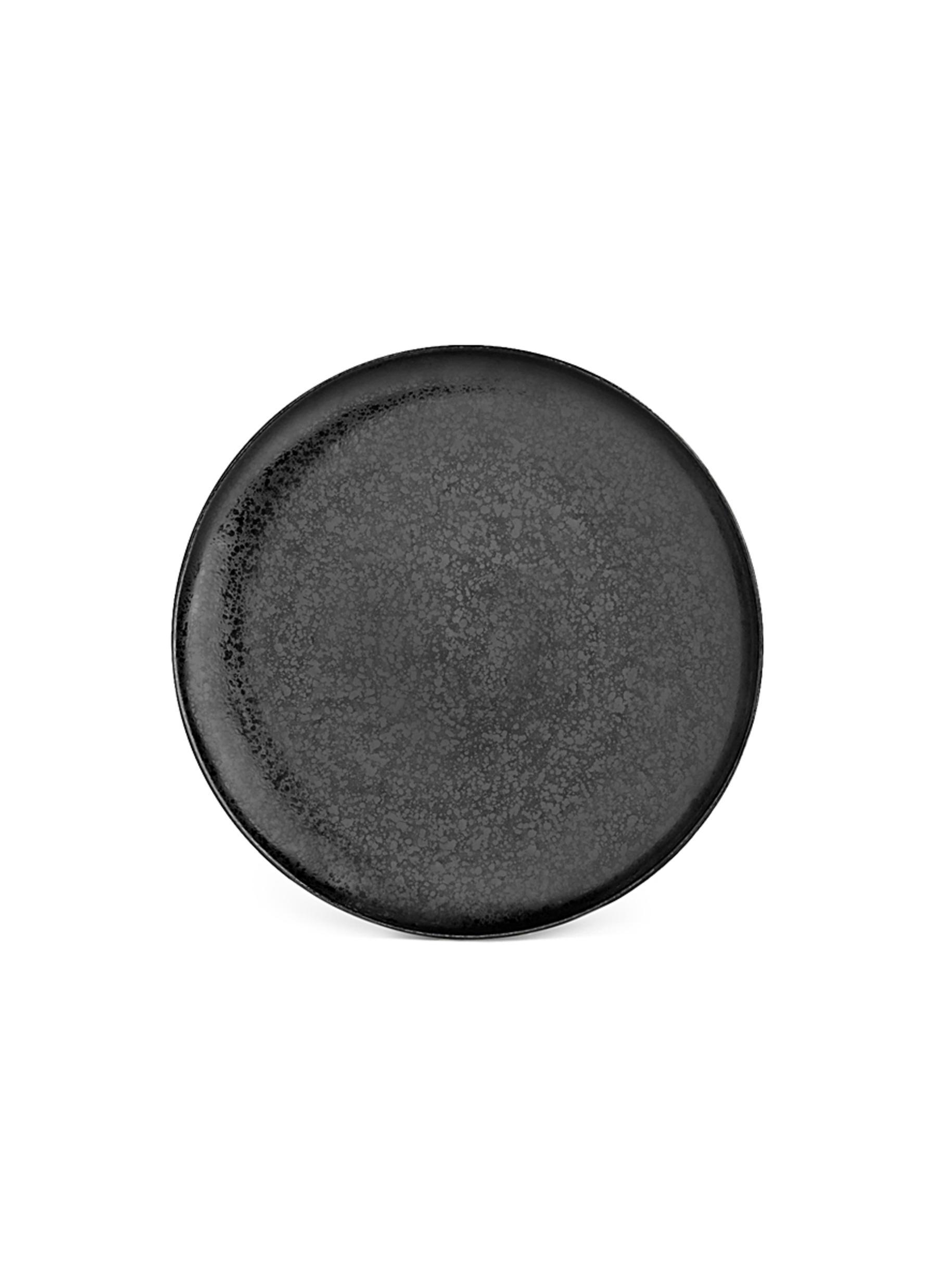 lobjet female alchimie charger plate black