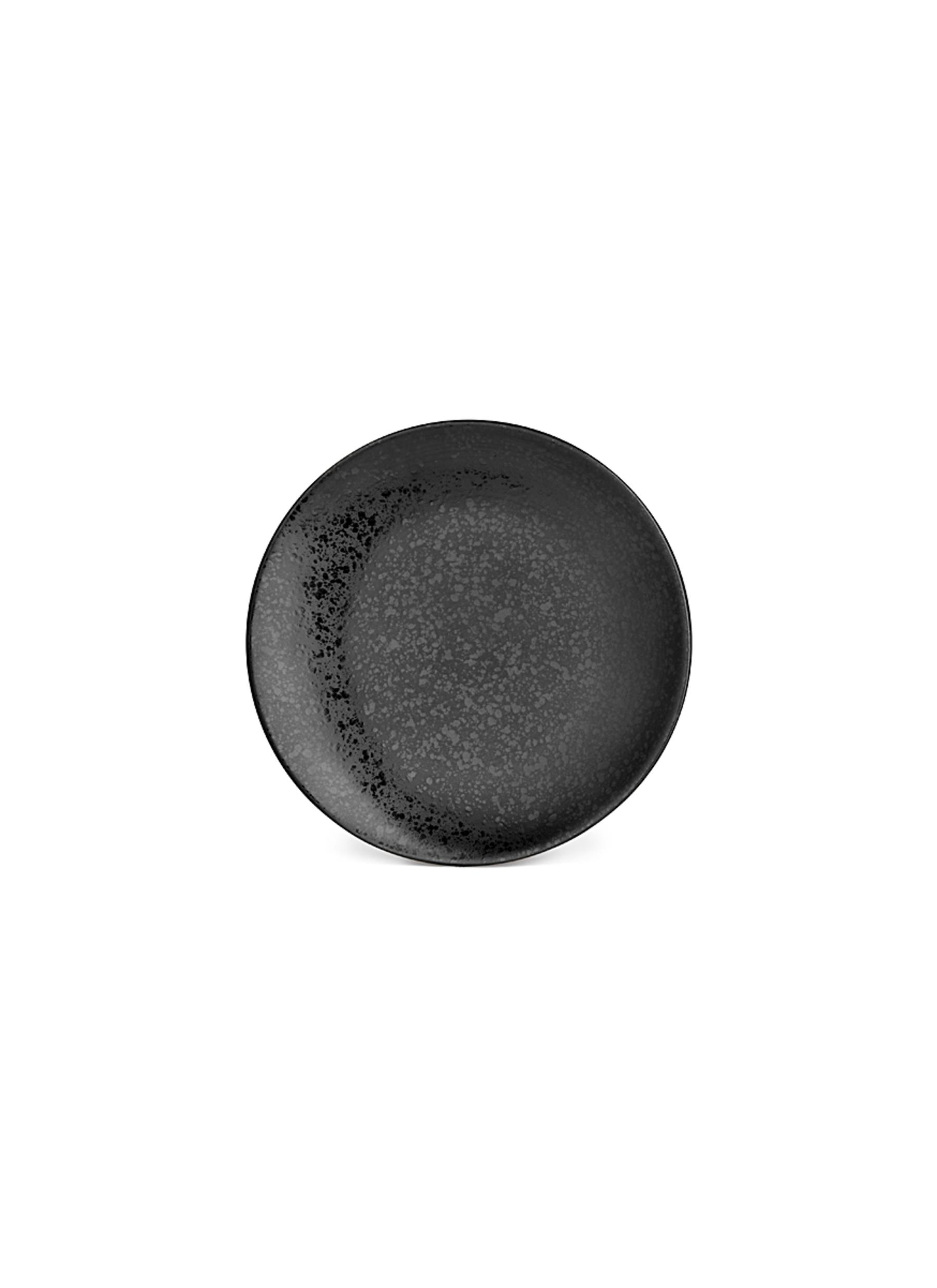 lobjet female alchimie dessert plate black