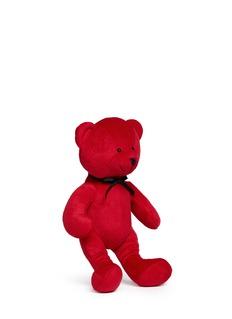 Ms MINFelted teddy bear
