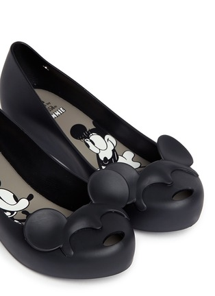 Detail View - Click To Enlarge - Melissa - x Disney 'Ultragirl Minnie II' kids flats