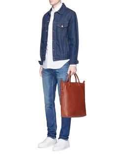 Want Les Essentiels De La Vie'O'Hare' leather tote bag