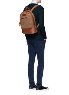 Want Les Essentiels De La Vie'Kastrup' canvas backpack