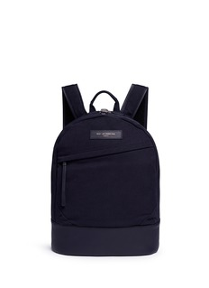 Want Les Essentiels De La Vie 'Kastrup' canvas backpack
