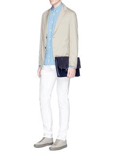 Want Les Essentiels De La Vie'Peretola' foldable leather tote bag