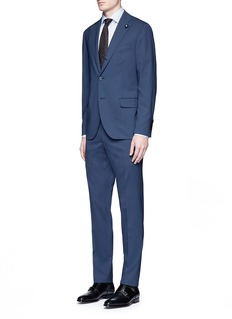 Lardini Soft wool suit