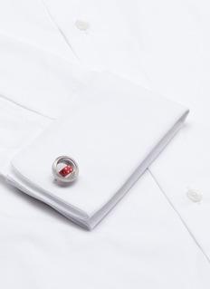 Deakin & Francis Dice locket cufflinks