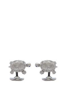 Deakin & Francis Tortoise cufflinks